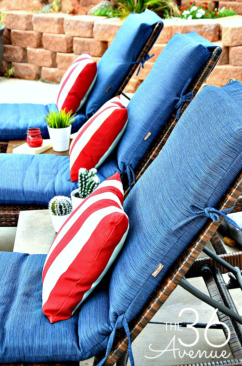DIY Decor Ideas -  Give your backyard a new look with these clever home decor projects. Pin it now and make them later.