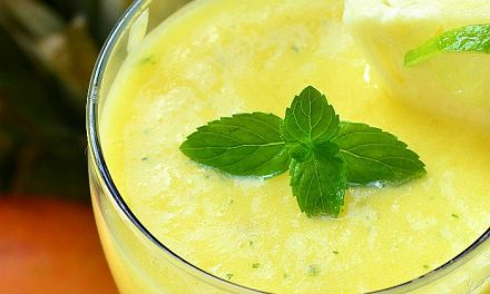 Pineapple Tropical Smoothie