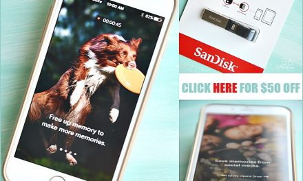 SanDisk iXpand Flash Drive Review