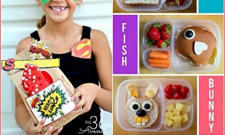 School Lunch Ideas – Back to School