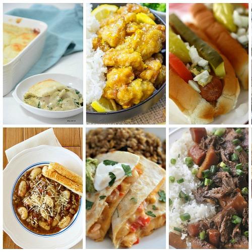 Weekly Meal Plan – Week 37