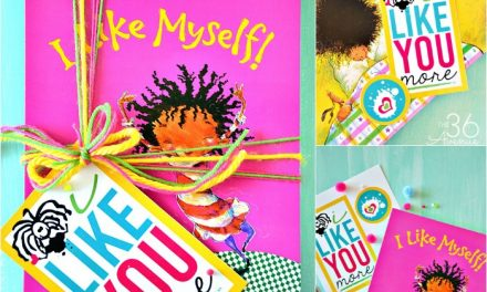 I Like Myself Book Printable Gift Idea