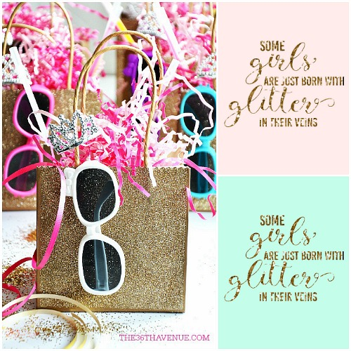 Glitter Party and Digital Downloads