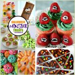 Halloween Recipes – Monster Treats