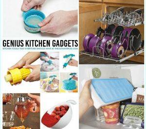Kitchen Tools and Genius Gadgets