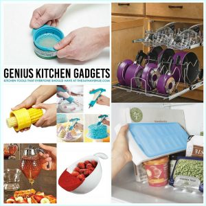 Kitchen Tools and Genius Gadgets