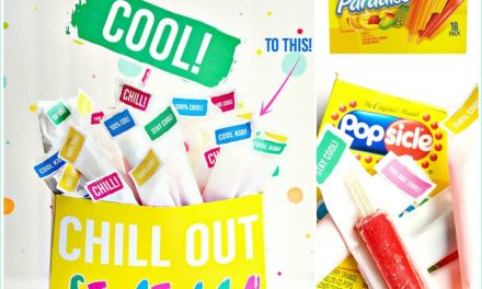 Popsicle Station and Printables