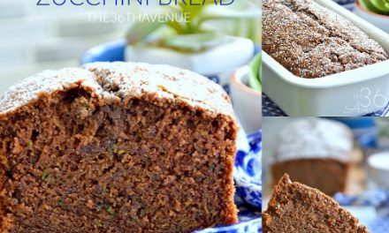 Zucchini Chocolate Bread Recipe