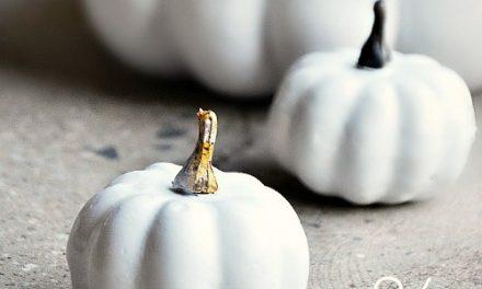 DIY Fall Decor – Pumpkin Tutorial