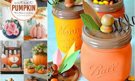 Fall Decor – DIY Pumpkin Tutorials