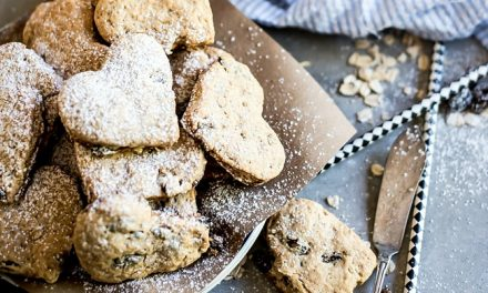 Oatmeal Cookies – Dessert Recipes