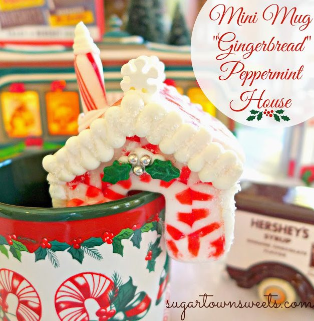 Mini Mug Peppermint House
