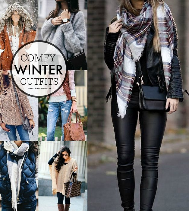 Women's Fashion – Winter Outfits