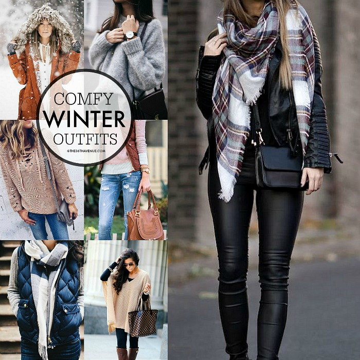 Women's Fashion and comfy Winter Outfits that you are going to love.