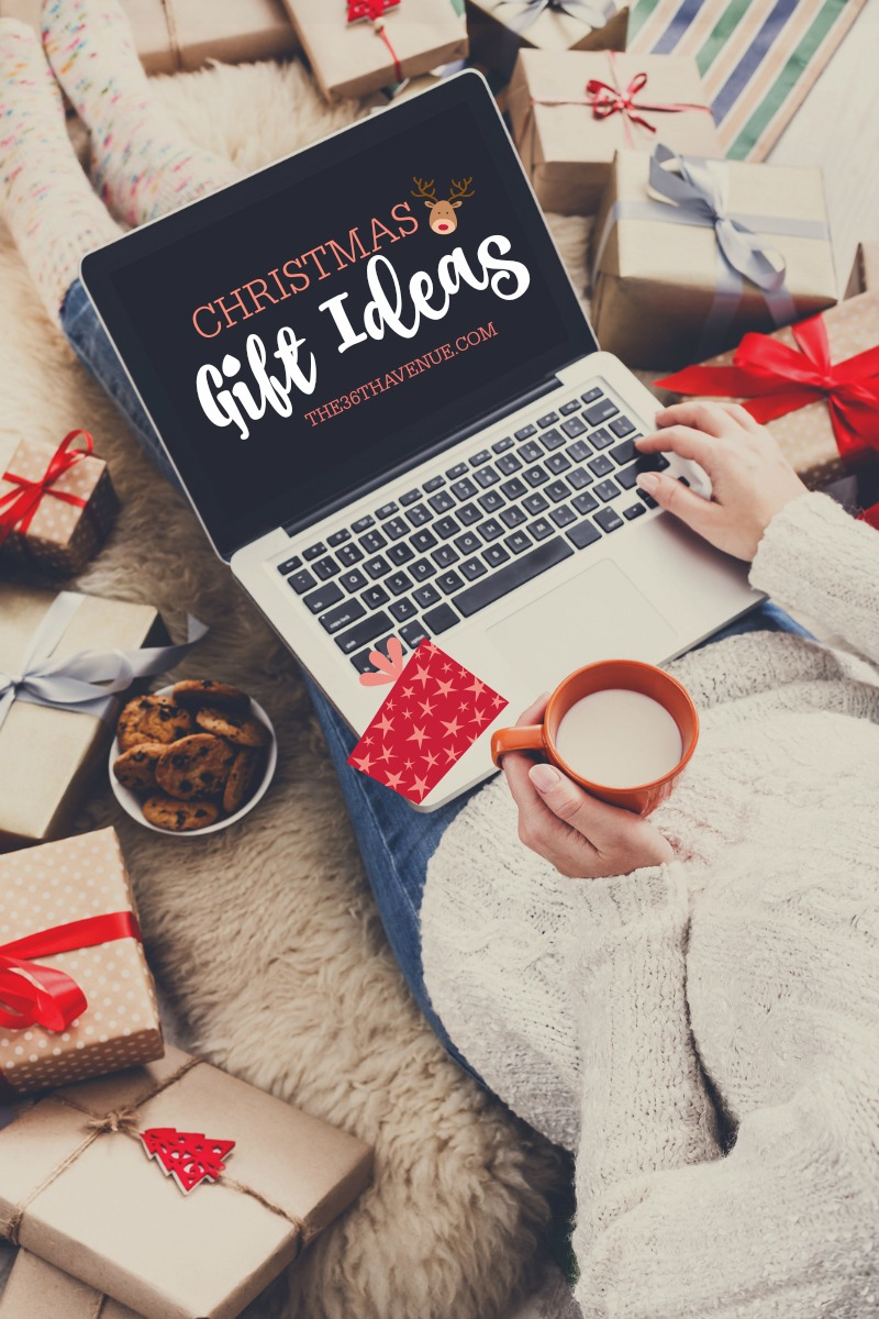 Gift Ideas that you can find online and have them delivered right to your front door. Pin it now for later.