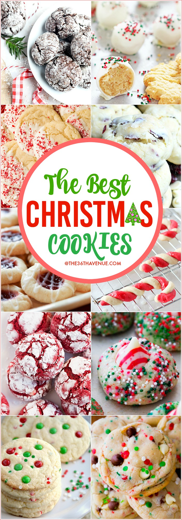 Christmas Cookies – Easy Christmas Recipes | The 36th AVENUE