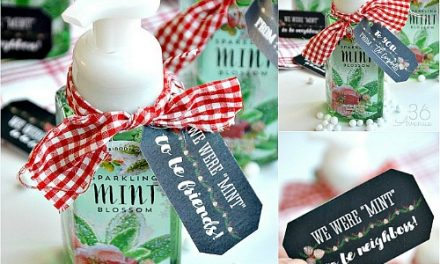 Gift Ideas – Christmas Gift Tags Printable