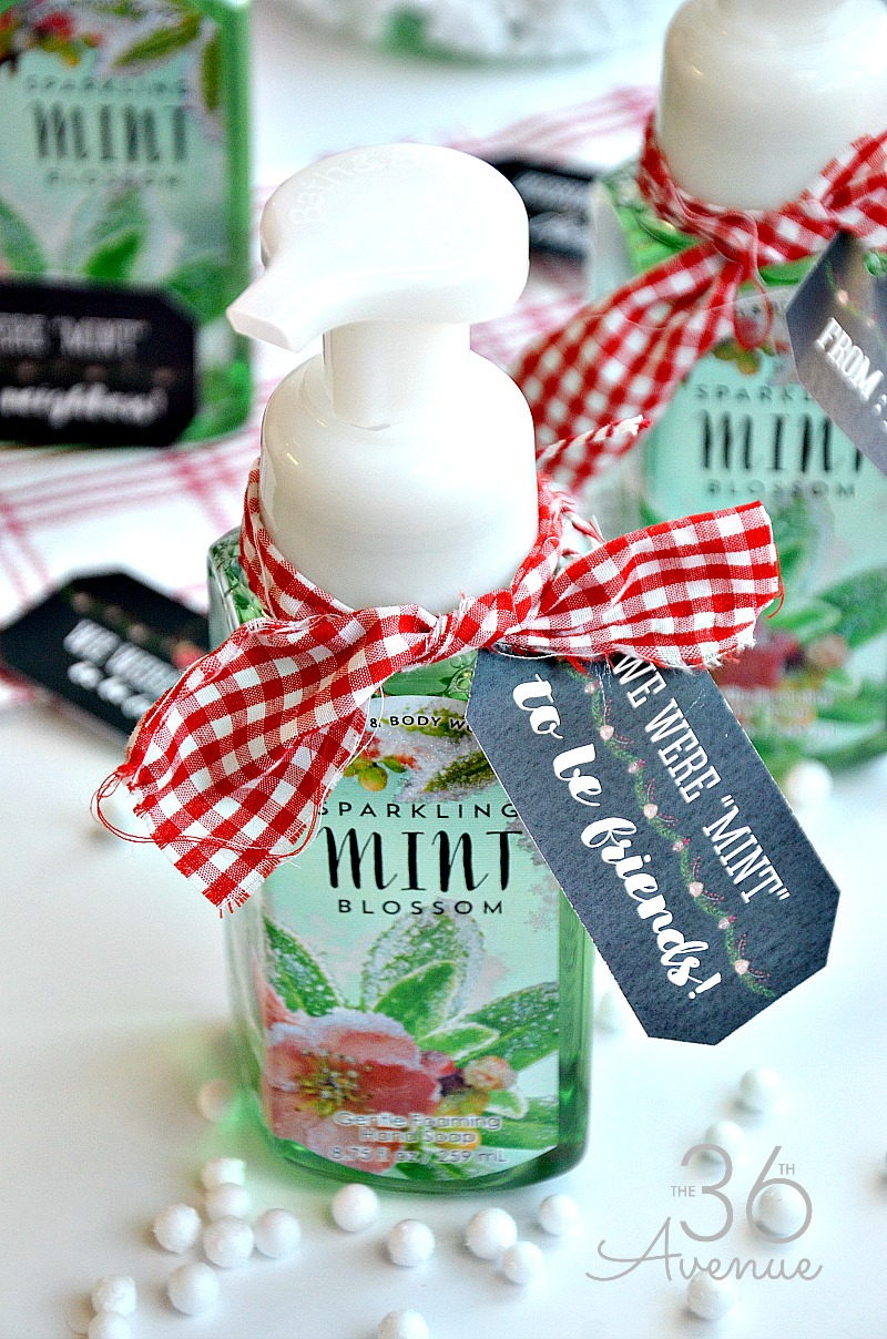 Christmas Gift Tags Ideas.Gift Ideas Christmas Gift Tags Printable The 36th Avenue