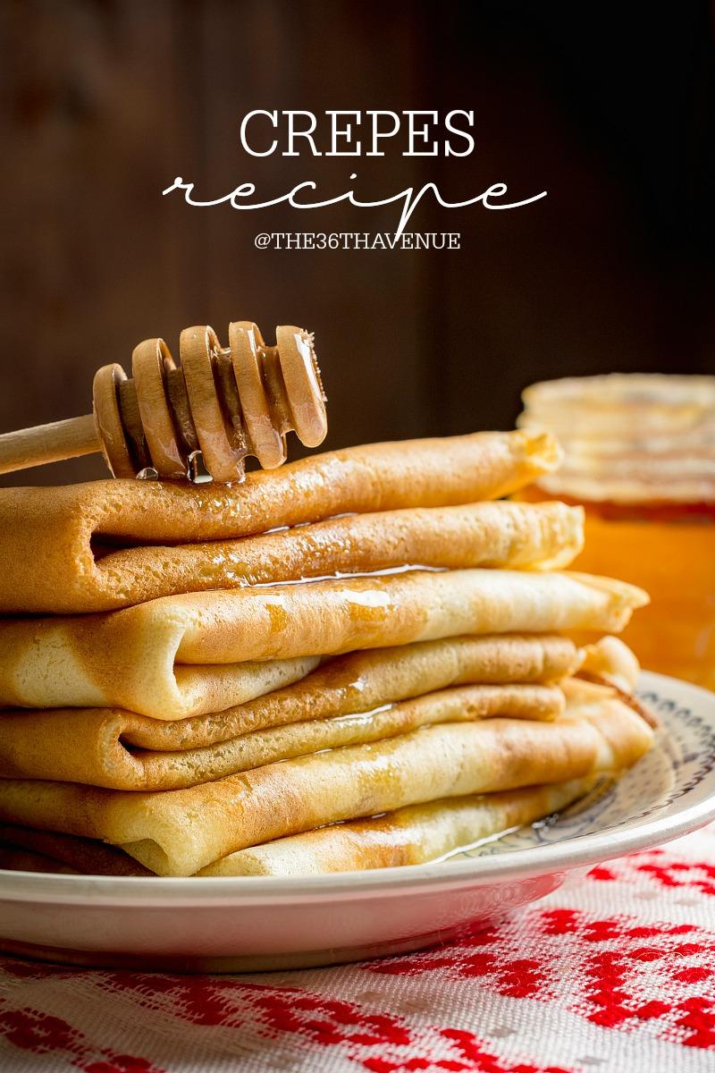 Pan Cakes Recipe