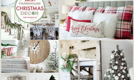 Farmhouse Christmas Decor Ideas