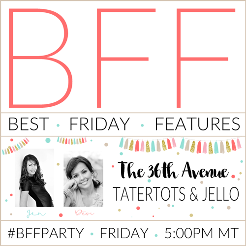 BFF Link Party – Mason Jar Gift Idea