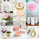 100 Handmade Gifts – DIY Women Gifts