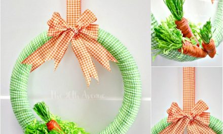 Wreath Tutorial – Easter Decor