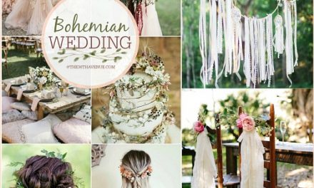 Bohemian Wedding Ideas – DIY Boho Chic Wedding