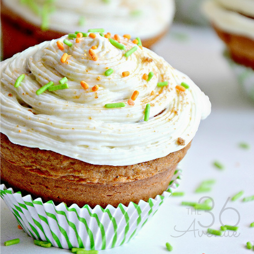 Carrot Cake Muffin Recipe