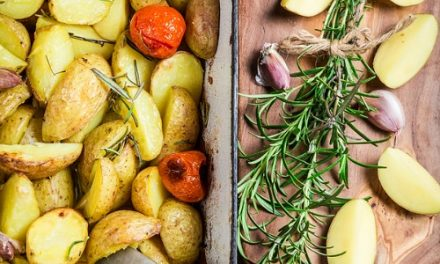 Roasted Vegetables  – Side Dish Recipe