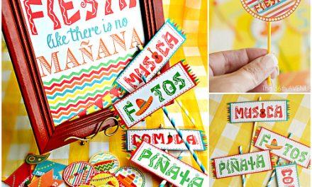 Cinco de Mayo Printables – Fiesta Ideas