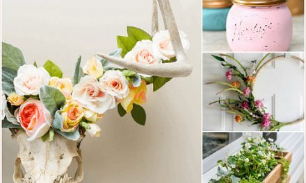 DIY Home Decor Ideas – Spring Inspiration