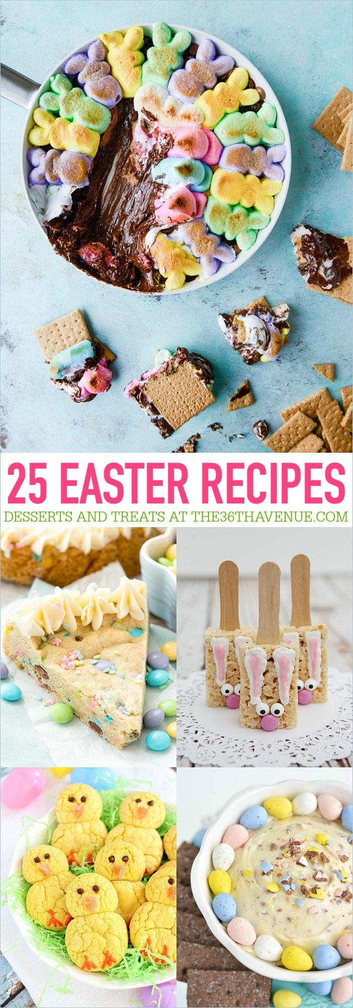 Easter Recipes at the36thavenue.com