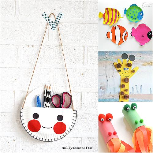 Kid Paper Crafts