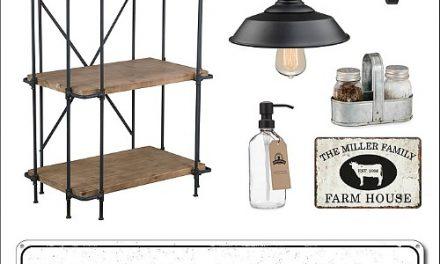 Kitchen Farmhouse Decor – Affordable Ideas