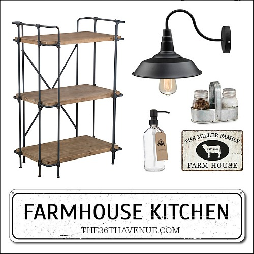 Kitchen Farmhouse Decor – Affordable Ideas