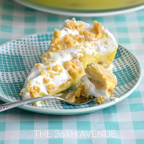Dessert Recipe – Lemon Cream Pie
