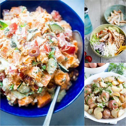 Salad Recipes – Easy Restaurant Style Salads