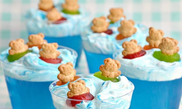 Summer Dessert – Pool Party Ideas