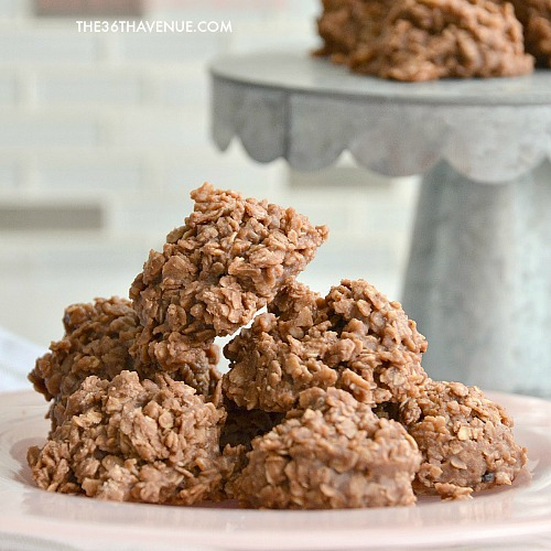 No Bake Cookies – Vegan Recipes