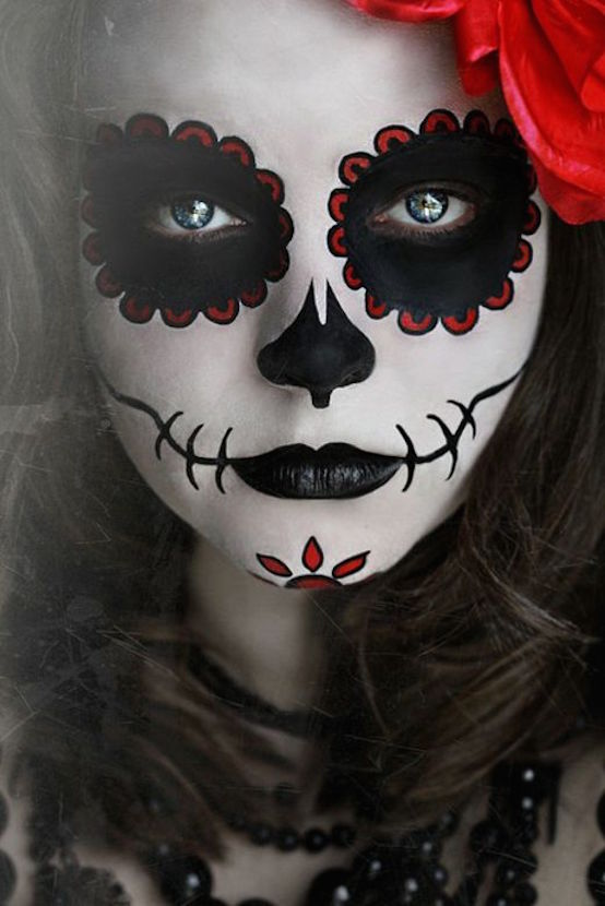 Halloween Makeup Tutorials and Costume Ideas - These are amazing.
