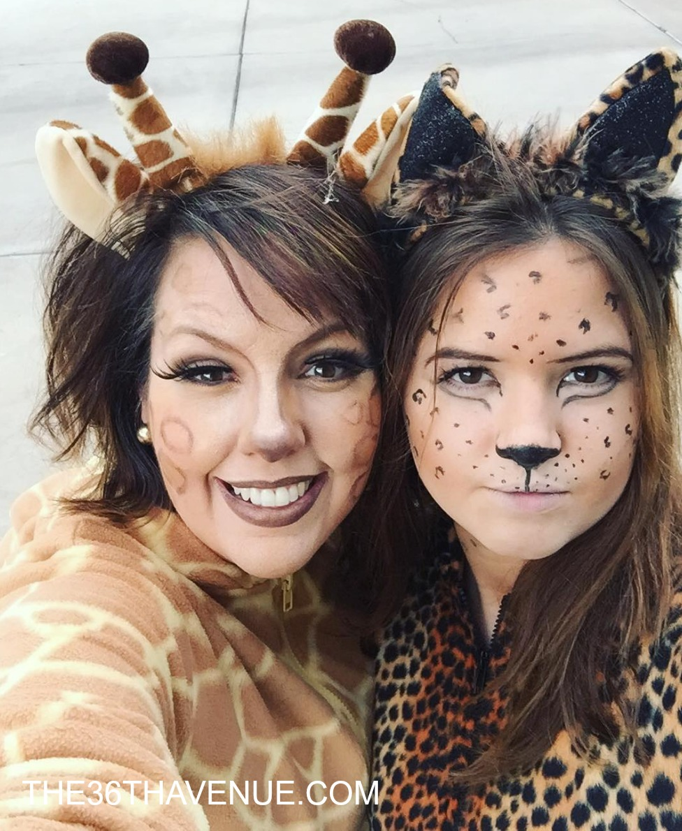 Halloween Makeup Tutorials , Costume Ideas , The 36th AVENUE