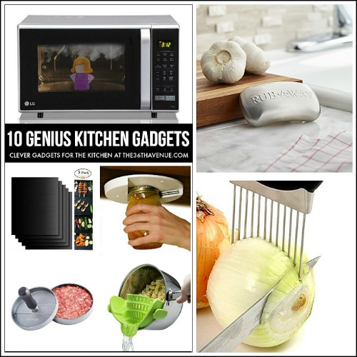 Clever Kitchen Gadgets – Kitchen Organization Ideas