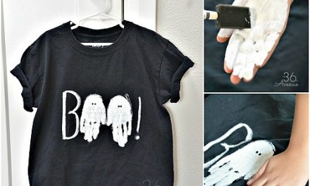 Halloween Costumes – Ghost T-shirt
