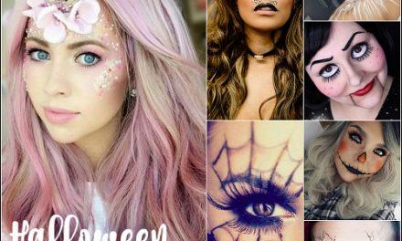 Halloween Makeup Tutorials – Costume Ideas
