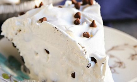 Pie Recipe – Oreo Cannoli Cream Pie