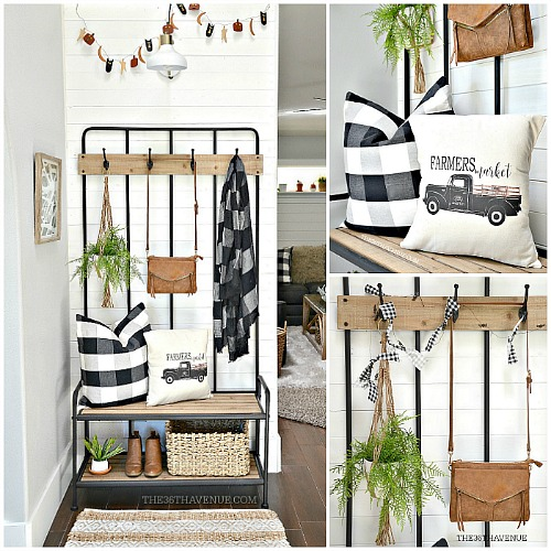 Farmhouse Entryway Decor – Home Decor