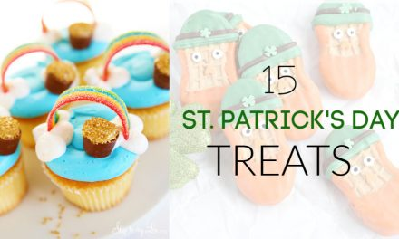 St Patricks Day Top Lucky Treats