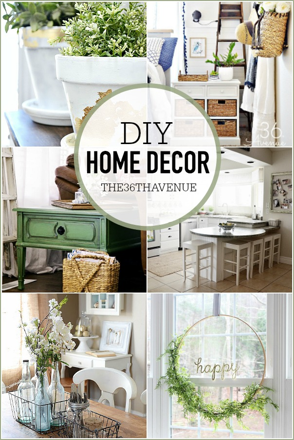 DIY Home Decor Ideas The36thavenue