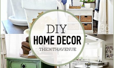 Spring Home Decor Ideas- Affordable Decor